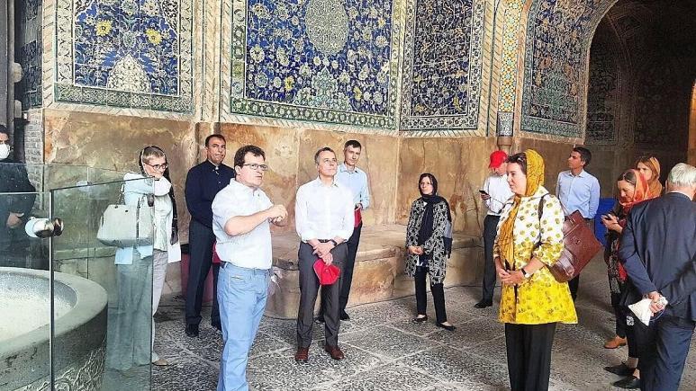وزیر خارجه سوئیس در ایران؛ آیا كاسيس حامل پیام آمریکاست؟