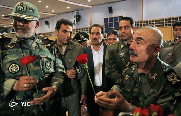 این فرمانده ارتش ایران همکلاس صدام بود و گوش یک بعثی را برایش هدیه فرستاد +تصاویر