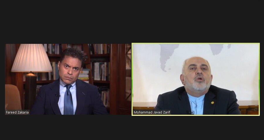 هشدار ظریف درباره تنشهای آمریکا و ایران؛ کسی را تهدیدنمیکنم اما پرونده سردار سلیمانی بسته نشده