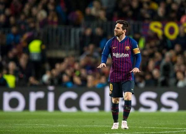 مسی به سیم آخر زد: خداحافظ بارسلونا!