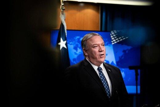پمپئو: بایدن هم سیاست ترامپ را در قبال ایران دنبال کند!
