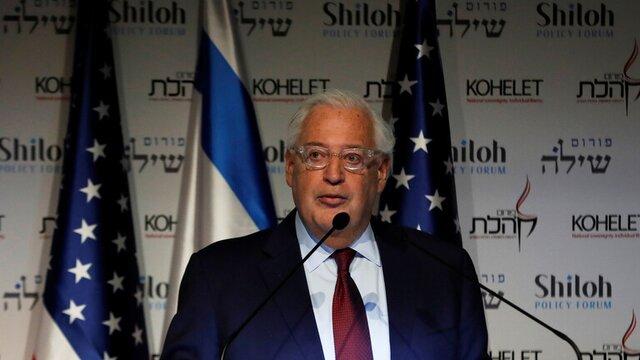 فریدمن: ۱۰ کشور دیگر به روند عادی سازی ملحق میشوند/مناسبات برای اسرائیل بهتر از طرح الحاق است
