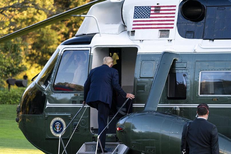 ابتلای ترامپ به کرونا؛ حالا چه میشود؟