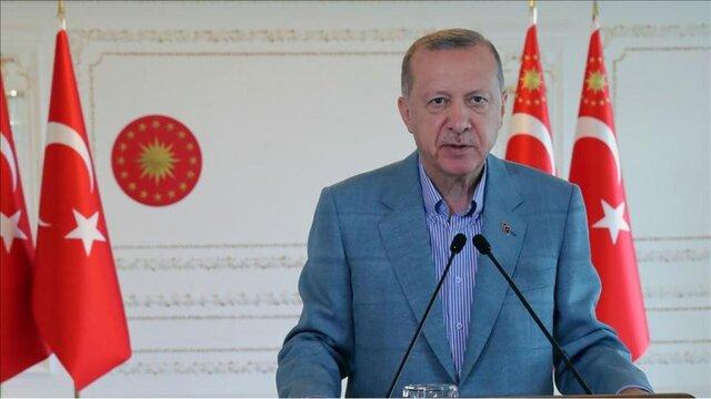 اردوغان: هر اقدامی که باعث وقوع یک فاجعه انسانی دیگر در ادلب شود، پذیرفتنی نیست