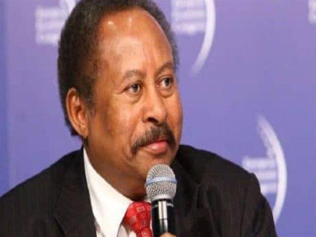 نخستوزیر سودان: دستیابی به صلح اولویتهای انقلاب سودانیهاست