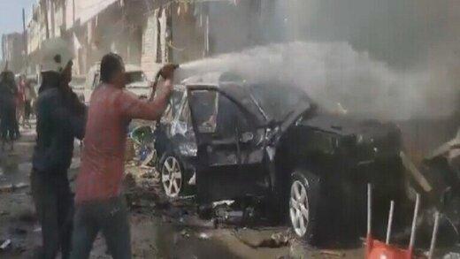 انفجار در سوریه با دهها کشته و زخمی