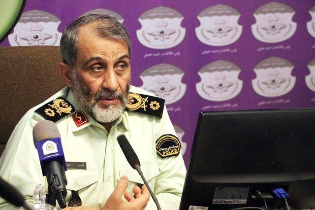 واکنش جانشین ناجا به اصابت توپ و راکت به خاک ایران در جنگ آذربایجان و ارمنستان