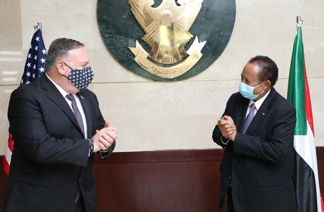آمریکا ۵ میلیارد دلار به سودان کمک میکند