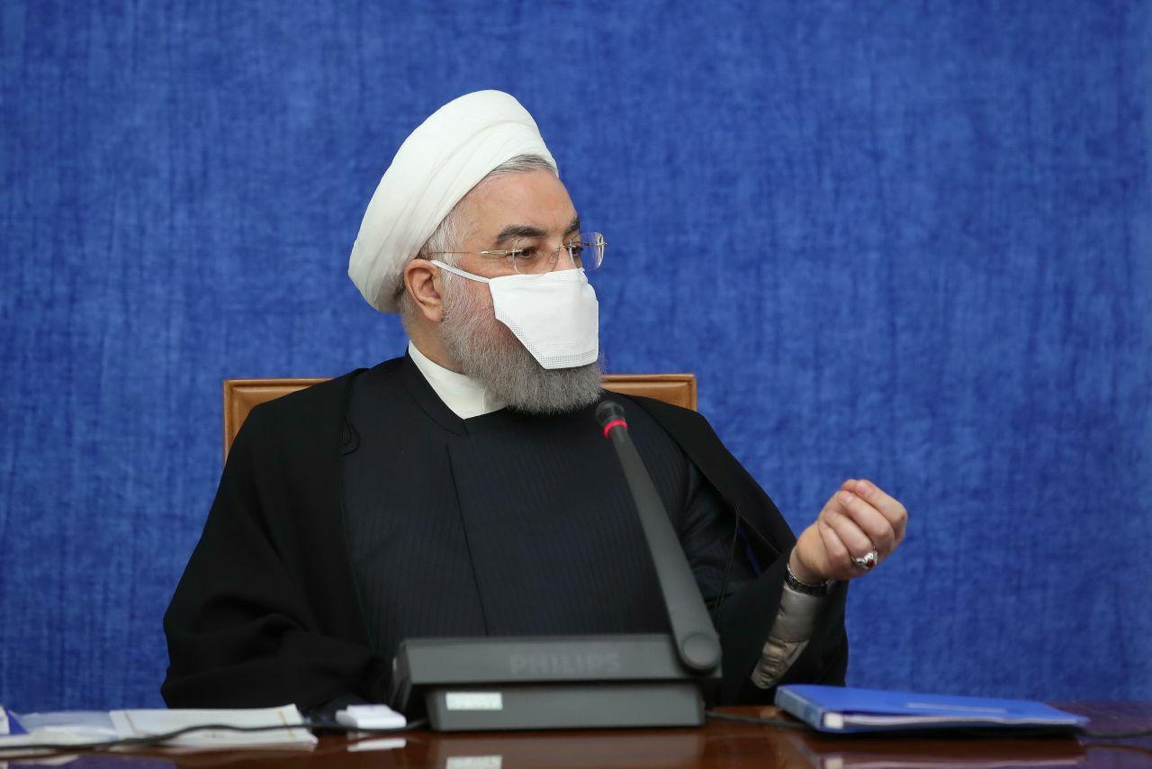 روحانی: تحریم شرایط سختی برای کشور ایجاد کرده