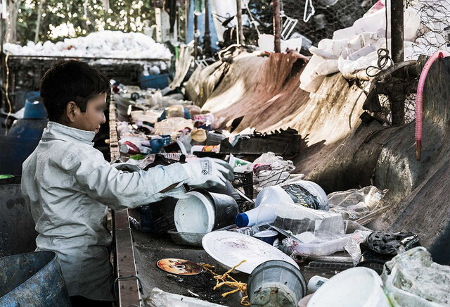 نگرانی از افزایش فقر بین کودکان با اپیدمی شدن کرونا