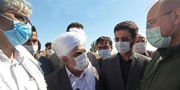 قالیباف: علت حضور ما در سیستان و بلوچستان پیگیری و نظارت بر رفع مشکلات مردم است