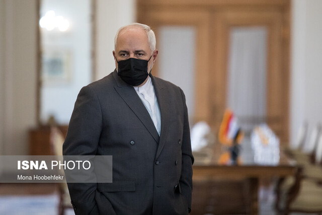 اعلام وصول ۸ سوال از وزیر خارجه