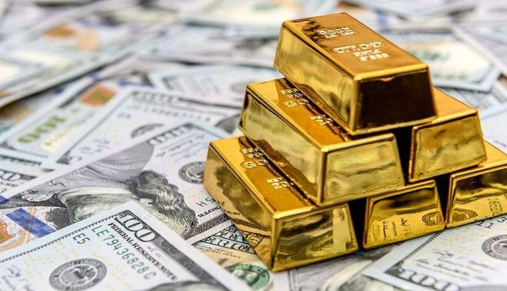 ۲ عامل ریزش نرخ دلار