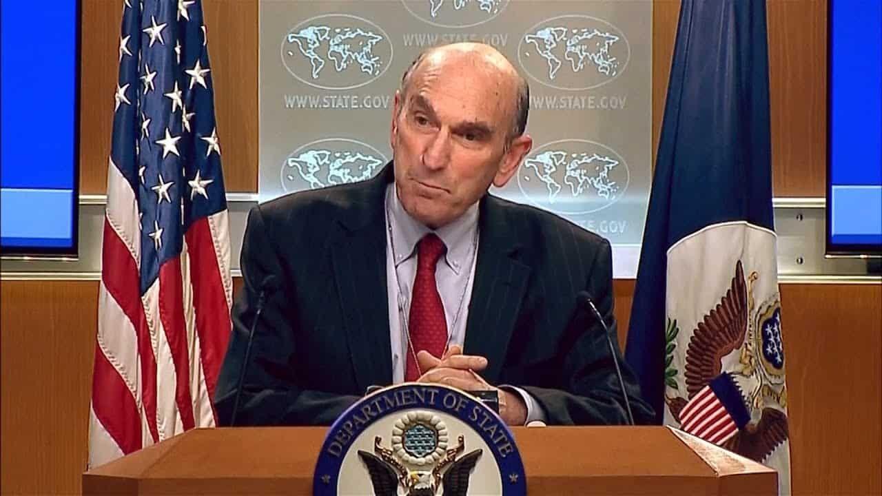 آبرامز: چه ترامپ باشد چه بایدن، فشار بر ایران ادامه خواهد داشت
