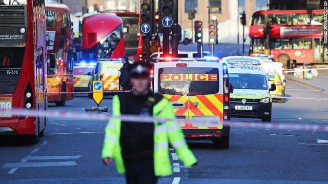 تیراندازی مرگبار در لندن/ ۱ افسر پلیس (police) کشته شد