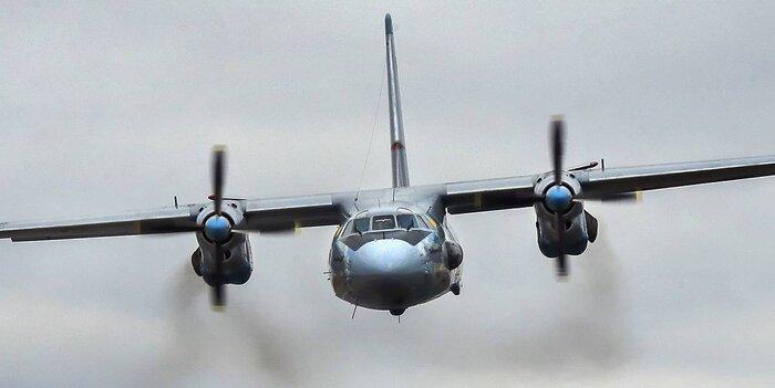 سقوط هواپیما در اوکراین/۲۰ نفر کشته شدند