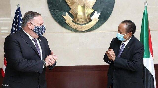 نخستوزیر سودان: حذف نام خارطوم از لیست سیاه را نباید به عادی سازی ربط داد