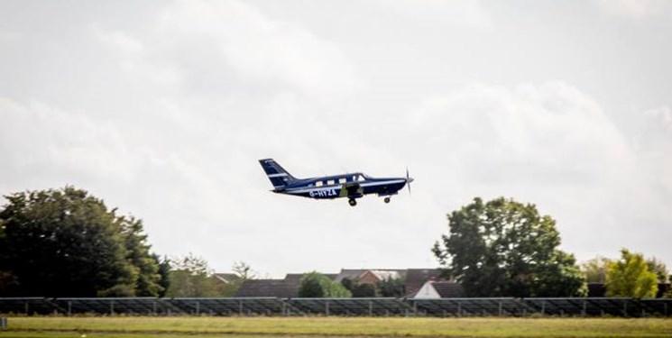 نخستین هواپیمای هیدروژنی جهان پرواز کرد