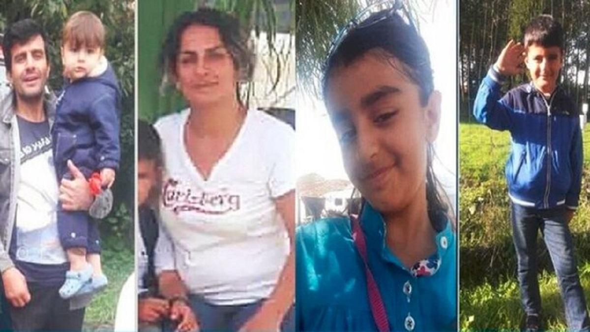 تصاویر| سرنوشت تکاندهنده خانواده ایراننژاد