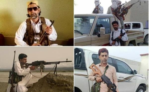 رهبر جیش العدل و دو پسرش کشته شدند