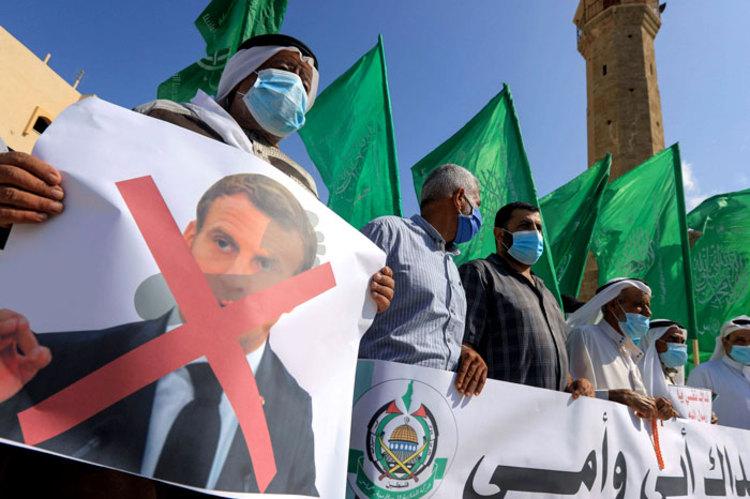 واکنش توییتری نماینده کرمانشاه به سخنان مکرون در مورد پیامبر اسلام