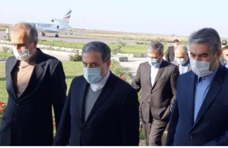 فرستاده ویژه ایران راهی ایروان شد