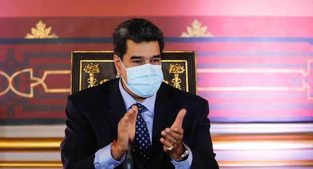 مادورو: آمریکا و کلمبیا پشت حمله به پالایشگاه ونزوئلا هستند