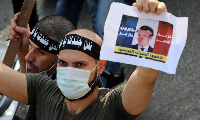 تظاهرات کشورهای اسلامی در محکومیت توهین به پیامبر(ص)/ هشدار کابل به ماکرون