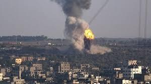 انفجار در شهرکی در جنوب تلآویو