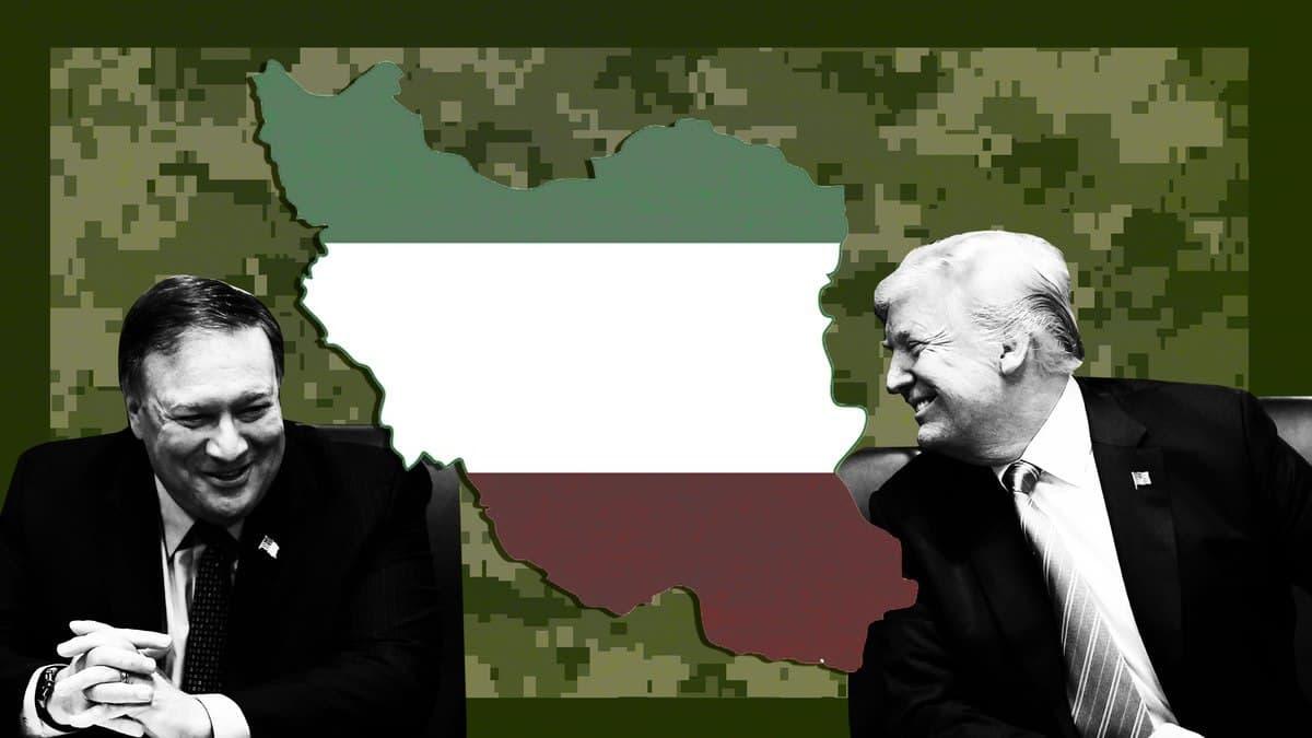 جزئیات چراغ سبز ترامپ به پمپئو برای عملیات مخفی علیه ایران: خشن رفتار کنید اما جنگ جهانی سوم روی ندهد