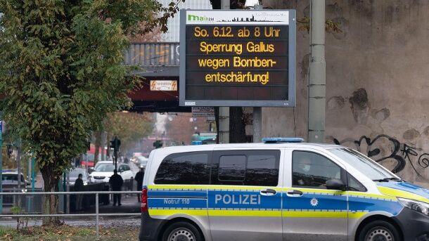 بمب به جامانده از جنگ جهانی در آلمان خنثی شد