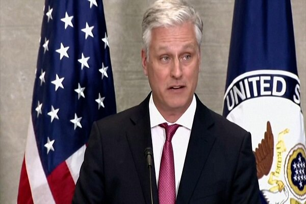 رابرت اوبرایان: شاهد فعالیتی درخصوص اشاعه تسلیحاتی در کرهشمالی نیستیم