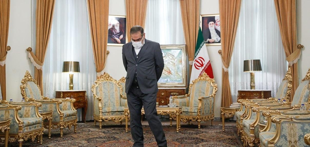 تصاویر| دیدار وزیر امور خارجه سوریه با شمخانی