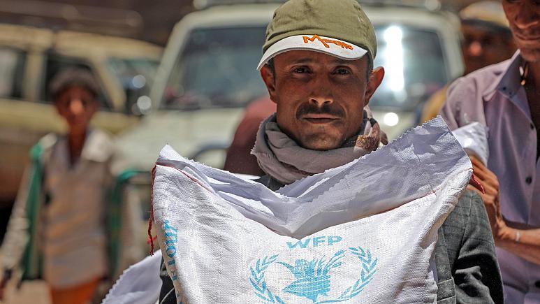 اهدای نوبل صلح ۲۰۲۰ به برنامه جهانی غذا