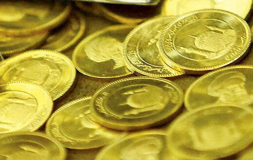 عقبگرد سکه از مرز ممنوعه/آخرین قیمتها پیش از ٢٢ آذر