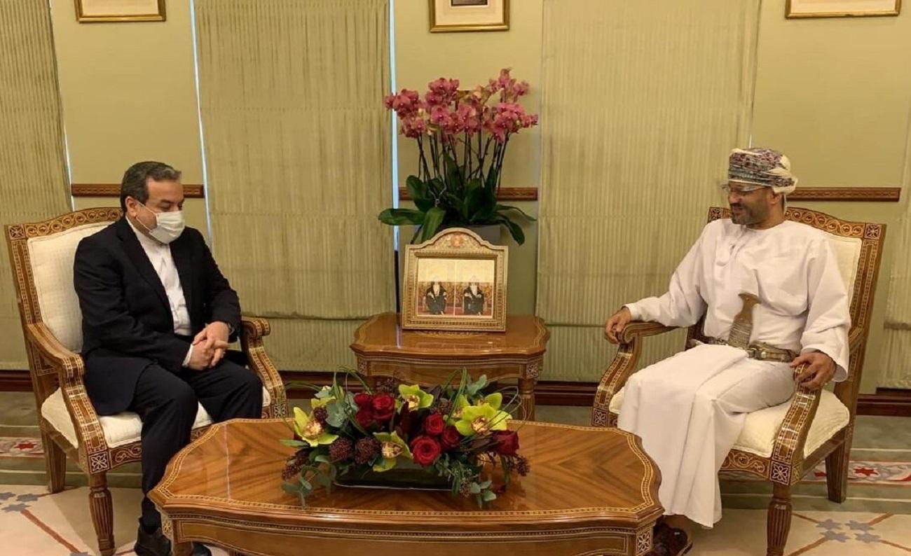در دیدار عراقچی با وزیر خارجه عمان چه گذشت؟