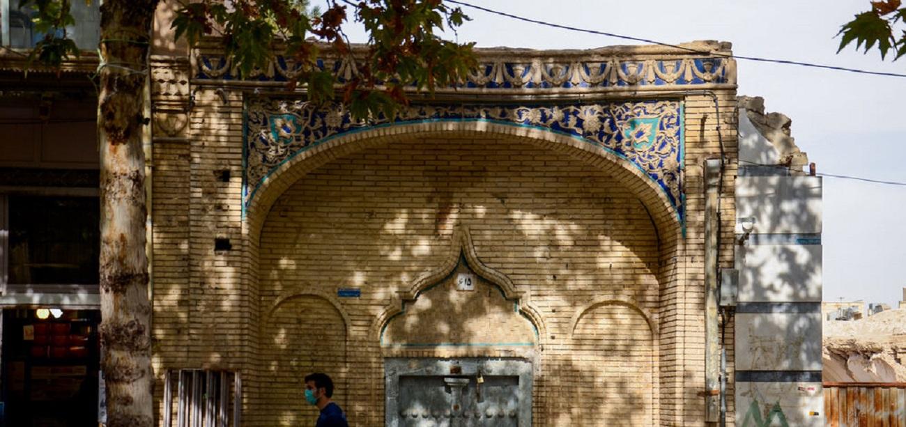 تصاویر| سردرهای قدیمی فراموش شده اصفهان