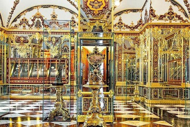 دستگیری سارق احتمالی جواهرات موزهای در آلمان