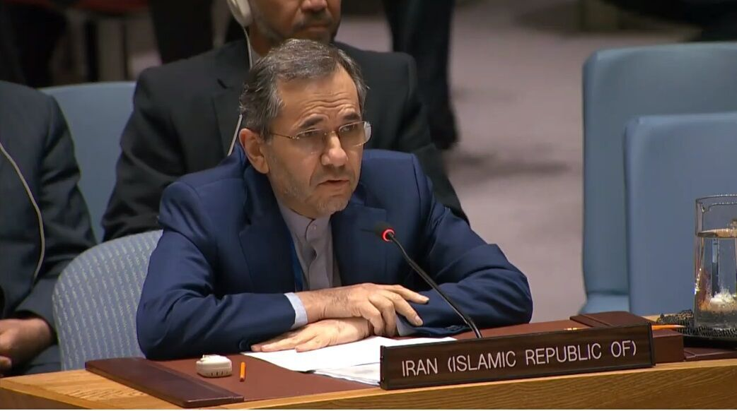 ایران خواستار خروج آمریکا از سوریه شد