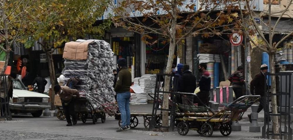 هزاران کارگر در تهران بیکار شدهاند