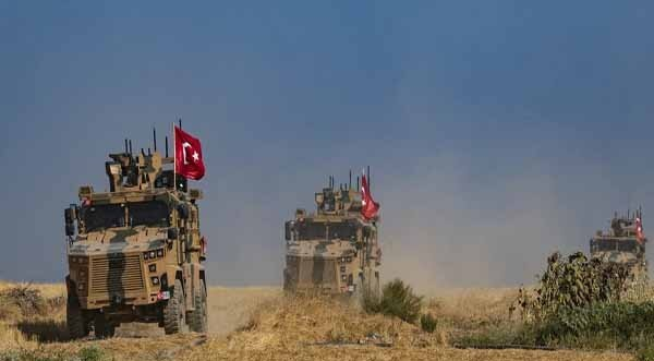 ترکیه ۷ پایگاه را در سوریه تخلیه کرد