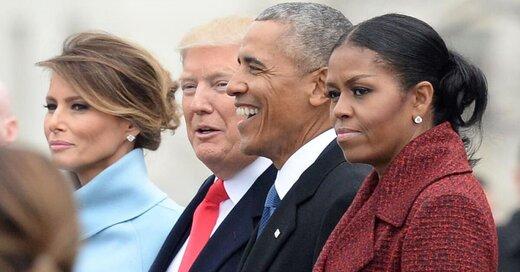 اوباما از ترامپ سوژه کمدی میسازد