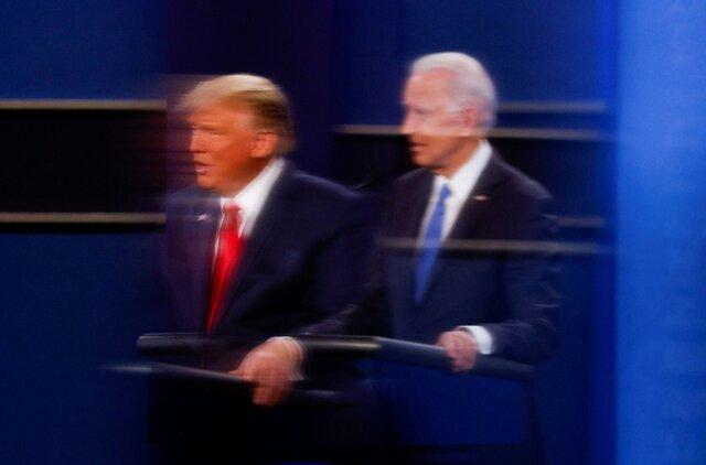 مهمانی خداحافظی رسانه ها برای ترامپ