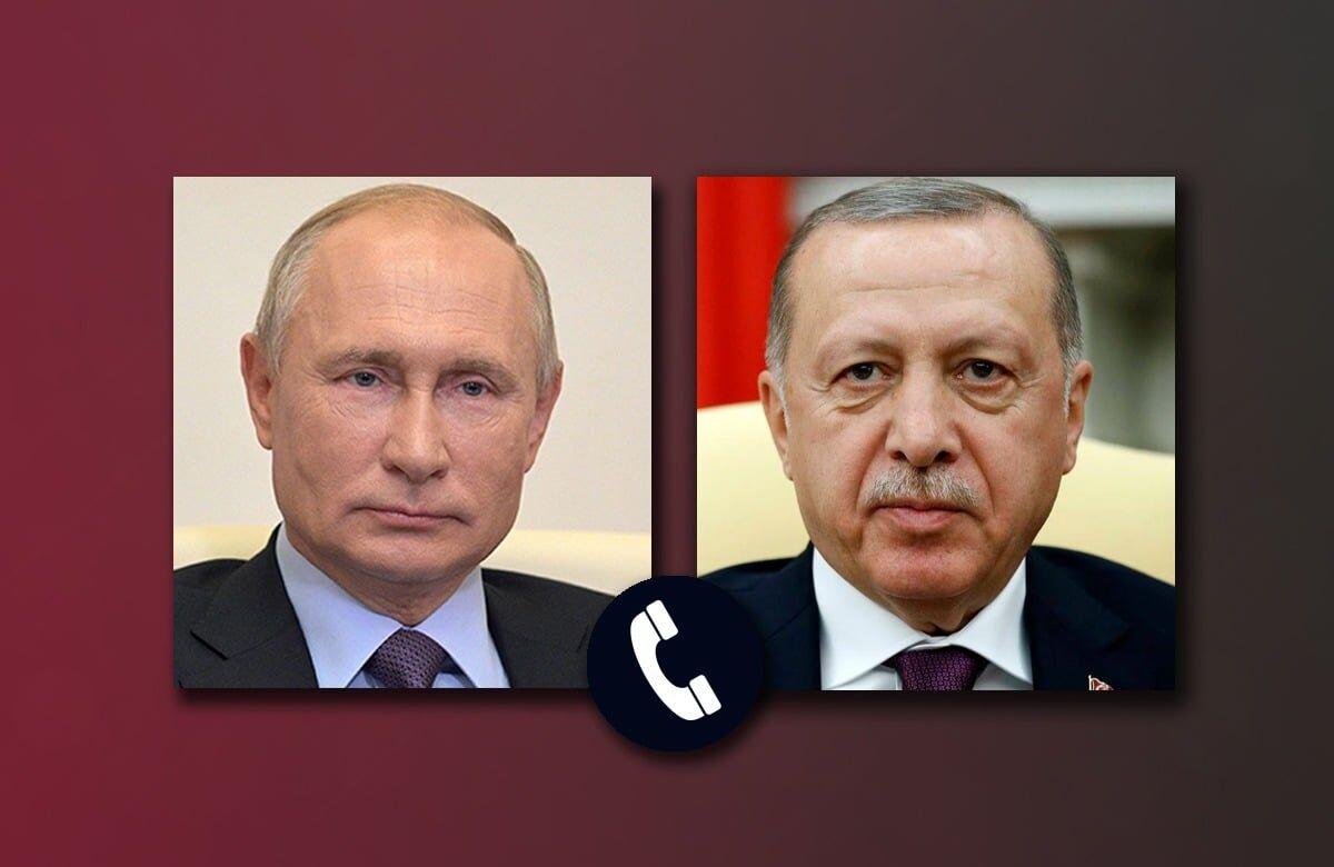 گفتوگوی پوتین و اردوغان در باره قرهباغ