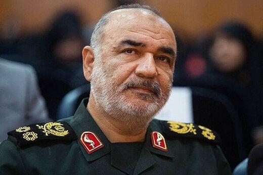 واکنش فرمانده کل سپاه به زمزمههای احتمال حمله نظامی آمریکا به ایران