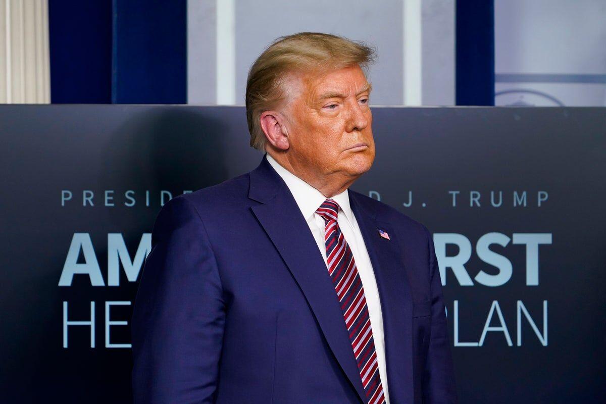 شرط ترامپ برای پذیرش ورود بایدن به کاخ سفید