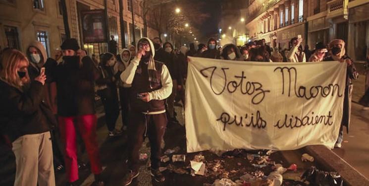 تداوم تظاهرات در فرانسه در اعتراض به قانون امنیتی جدید