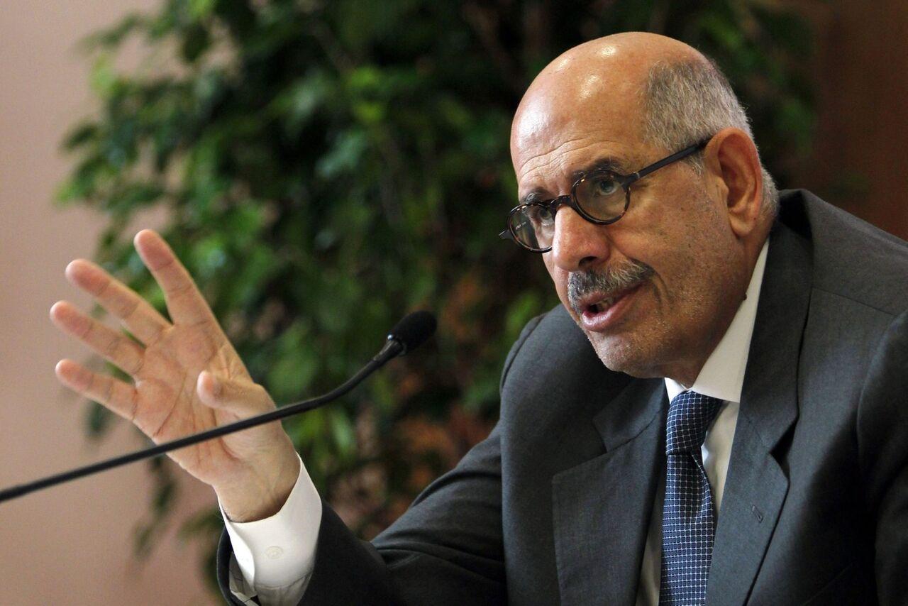 رئیس سابق آژانس اتمی ، اسرائیل را به ارتکاب عمل فراقانونی متهم کرد