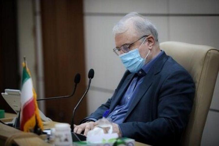 نامه وزیر بهداشت به روسای دانشگاههای علوم پزشکی درباره واکسیناسیون کرونا