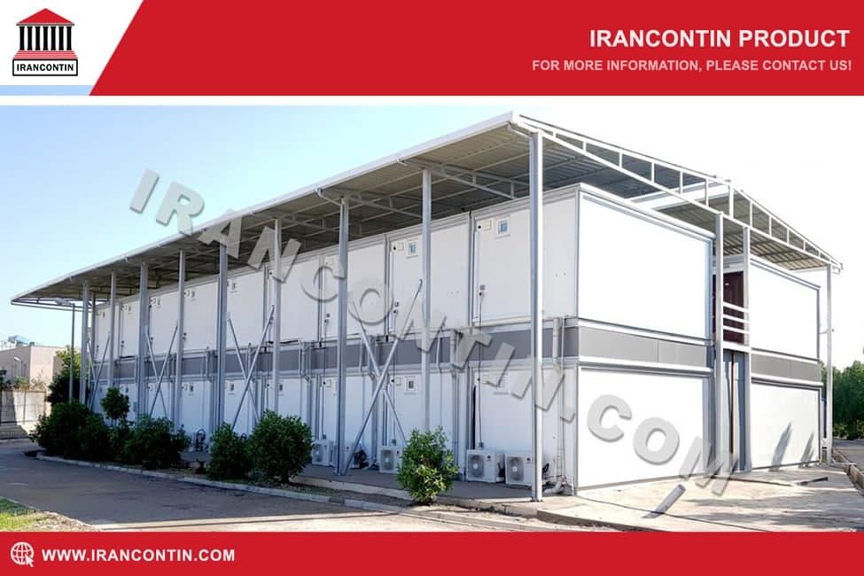 فناوری طراحی و ساخت کمپهای مسکونی پیش ساخته